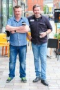 Brothers brew up 40 jobs for Belfast with coffee hub and burger joint