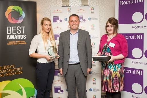 Best Awards: Colleges NI award further education to top innovators